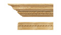 Mouldings, cornice, skirding board